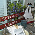 Cottage Garden sign and more