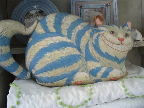 Cottage Cheshire Cat