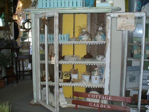 Beach Cottage Cabinet