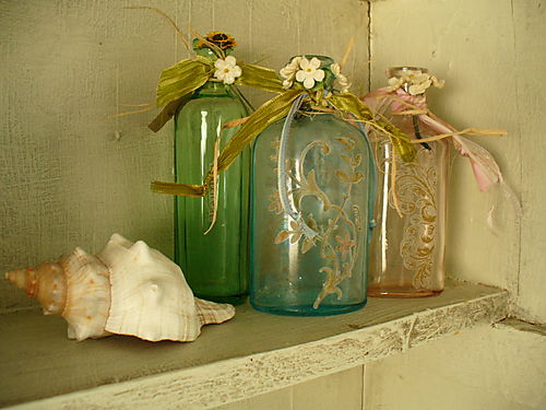 Decor bottles